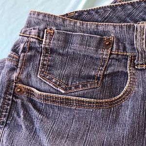 AVENUE stretch jeans 22 Tall Plus